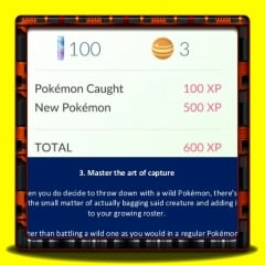 Pokemon Go - Master the art of capture
